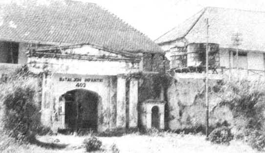 Benteng Vredeburg tahun 1970