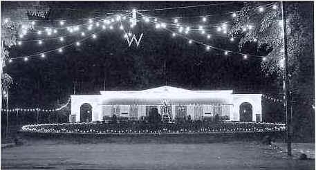 Gedung Agung tahun 1939