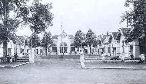 Hotel Yogya (Inna Garuda) tahun 1941